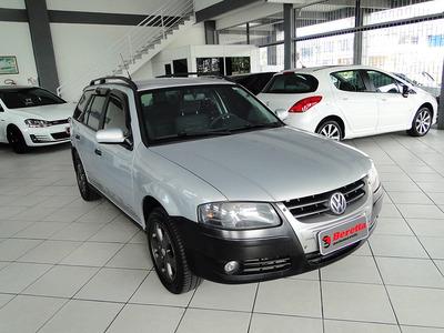 Volkswagen Parati Track & Field Total Flex 5p