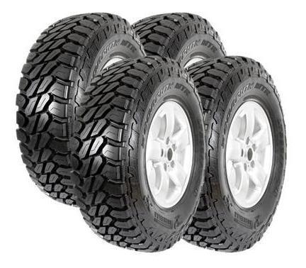 Jogo 4 Pneus Pirelli Lt265/75r16 112q Scorpion Mtr