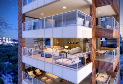 Apartamento Residencial À Venda, Jardins, São Paulo. - Ap0250