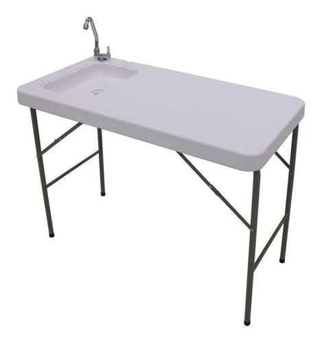Pia Dobrável Para Camping 116 X 60 X 86 Cm - Sink