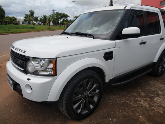 Land Rover Discovery 4 Hs Tdv6 Diesel