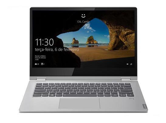 Notebook Lenovo C340 I7-8565u 8gb 256gb Ssd Ips 81rl0001br
