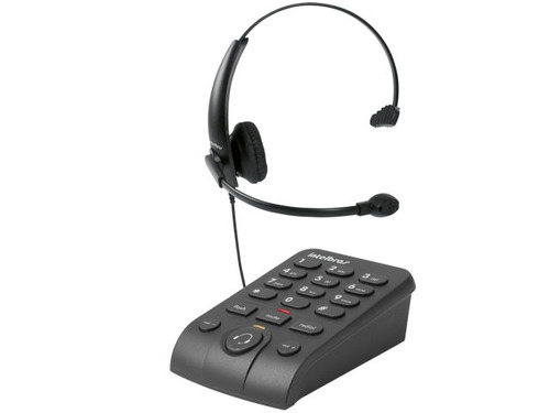 Headset Intelbras Icon Hsb50 Telefone Digital