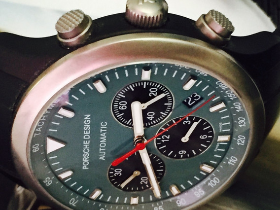 Relógio Porsche Design Titanic Autoimatico