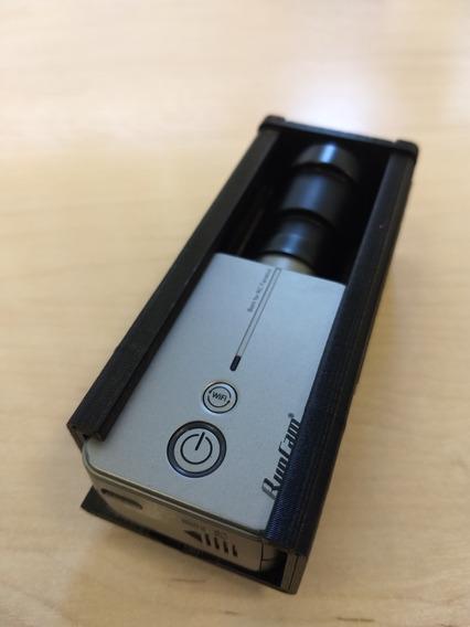 Câmera Runcam 2 + Case Fixação Cano Ou Trilho+ Lente 50mm Iv