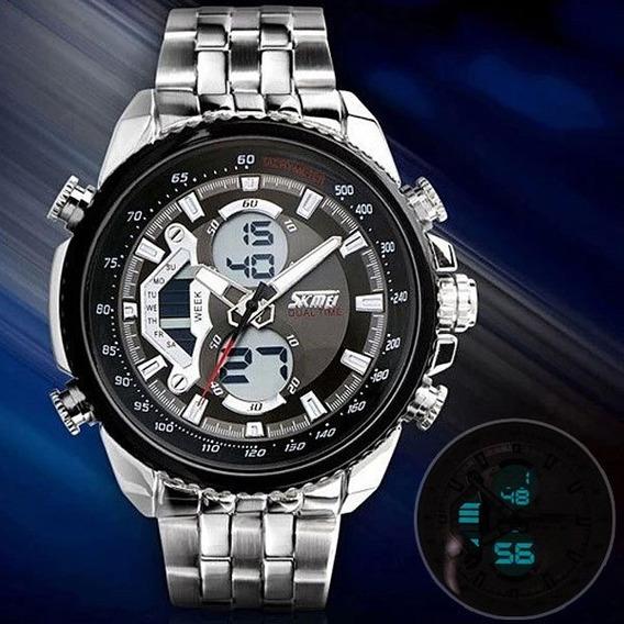 Relógio Masculino Skmei Esportivo Garantia Original