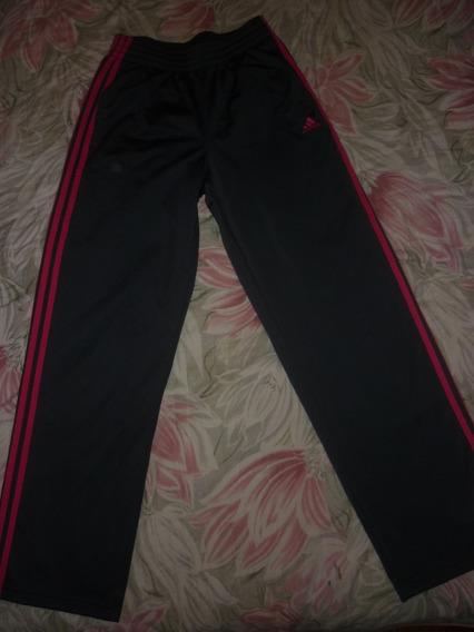 E Pantalon Jogging Dama Climacoo Gris Rosa Talle M Art 38865