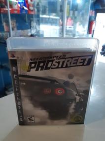 Need For Speed Pro Street Ps3 Midia Física