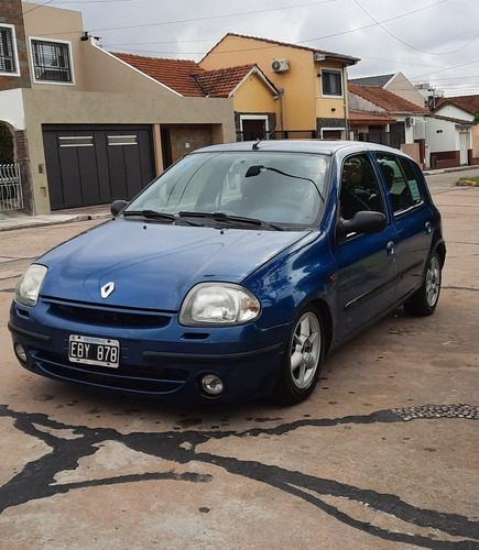 Renault Clio Rn  1.2 16v - Full - Funciona Todo