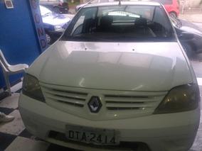 Renault Logan 1.0 2008 Hi-flex Financio Sem Entrada