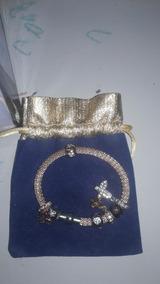 Bracelete Banhado A Ouro