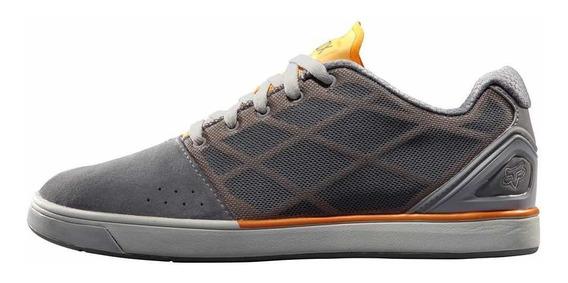 Tenis Fox Motion Varial Grey Orange