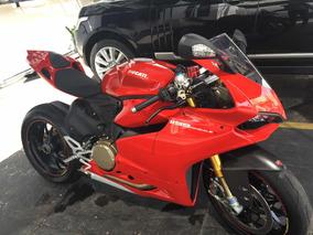 Ducati Panigale 1199 S Unico Dono 2014 Impecavel