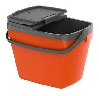 Caixa Térmica 35 Litros Cooler Tropical Laranja Soprano