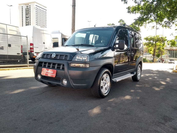 Fiat Doblo Adveture 1.8 Kit Gas Financio 7mil +48x 599,00