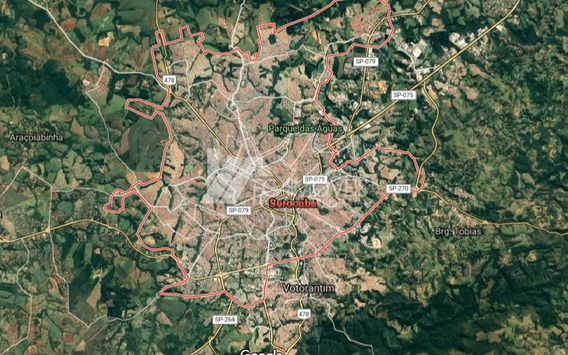 Av Do Recanto, Sorocaba, Mairinque - 267528