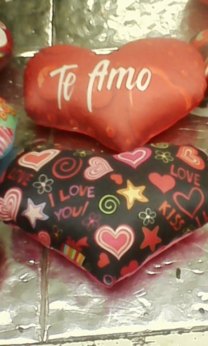 Cojines Personalizados Corazon Almohadas Amor Y Mas