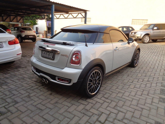 Mini Cooper S Coupe 1.6 At - 2013 - Todo Revisado E Original