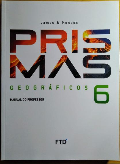 Prismas Geográficos 6 Manual Professor