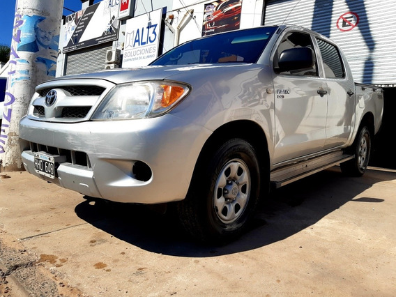 Toyota Hilux 2.5 Cab Doble 4x2 2008
