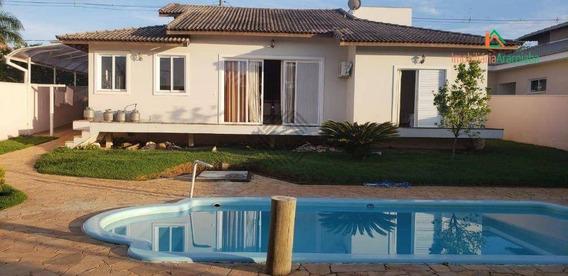 Casa Condomínio Village Ipanema -sp - Ca0375