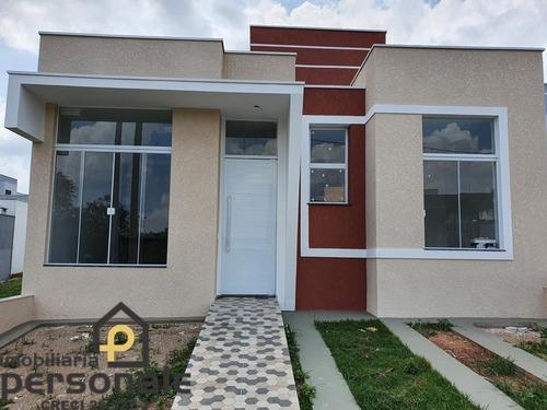 Casa Em Condomínio Em Sorocaba, Terras De São Francisco - Ca00470 - 69303800