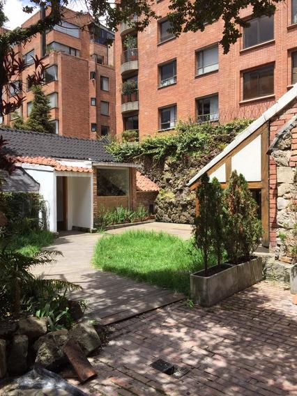 Casa En Venta, Nogal, Bogota
