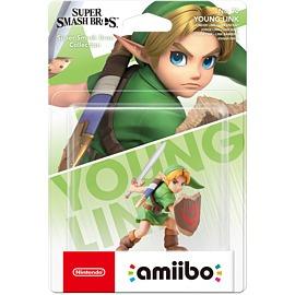 Amiibo Young Link Zelda Smash Bros Nintendo Switch Lacrado