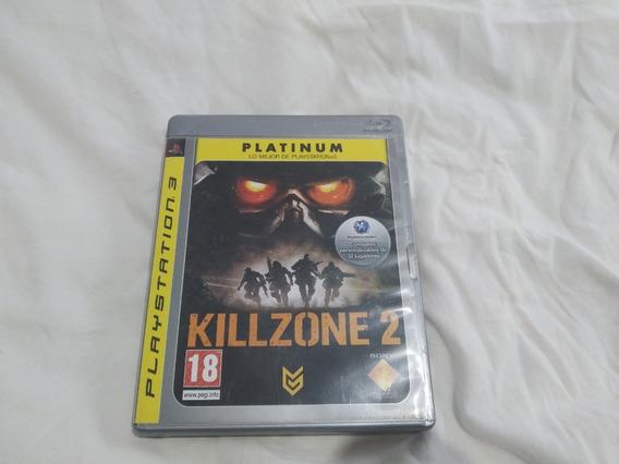 Jogo De Ps3 Killzone 2 Em Mídia Física.