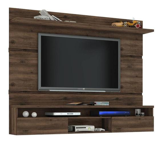 Painel Para Tv Home Suspenso Antares Varias Cores