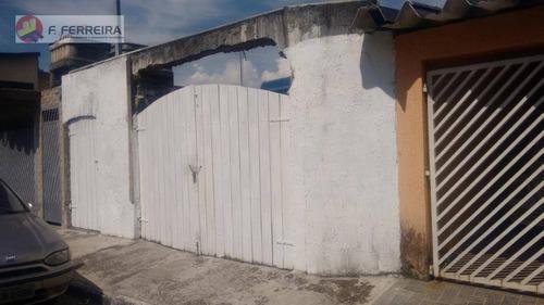 Imagem 1 de 28 de Sobrado Com 4 Dormitórios À Venda, 270 M² Por R$ 250.000 - Parque Paraíso - Itapecerica Da Serra/sp - So0156
