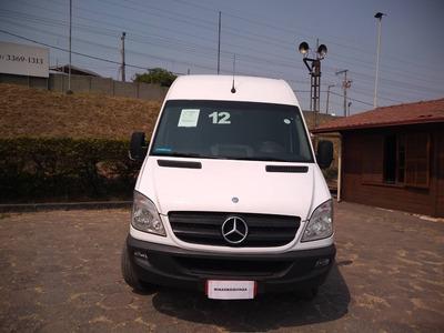 Mercedes-benz Sprinter 415 Ano 2012/2013