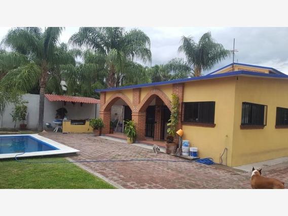 Casa Colonia El Polvorin Con Alberca 670 M De Terreno