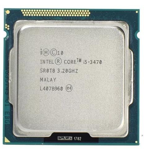 Imagem 1 de 4 de Processador Intel I5 3470 3.2ghz 6mb Lga 1155 Promoção