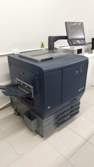 Impressora Konica Minolta C6000 - Tudo Novo 535k - Nacional