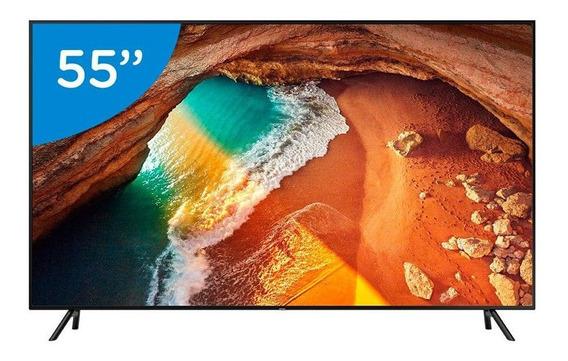 Smart Tv Qled 55 Polegadas Samsung 55q60 Ultra Hd 4k