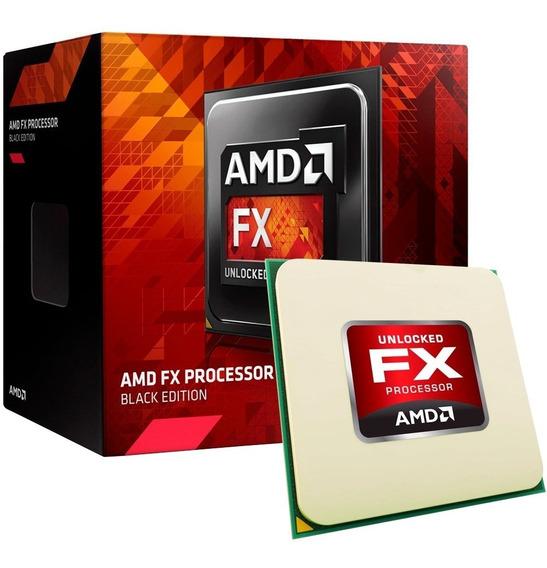 Processador Amd Am3+ Fx 4300 4.0 Ghz Turbo Black Edition
