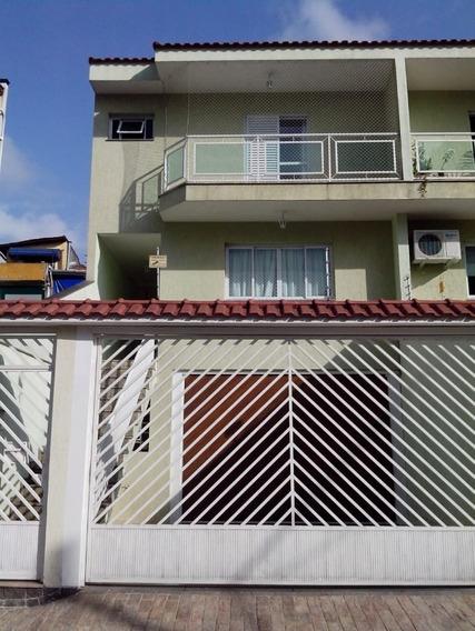 Sobrado Residencial À Venda Na Água Fria, Excelente Localização, 3 Dormitórios (2 Suítes) E 5 Vagas De Garagem - Ca01465 - 33599579