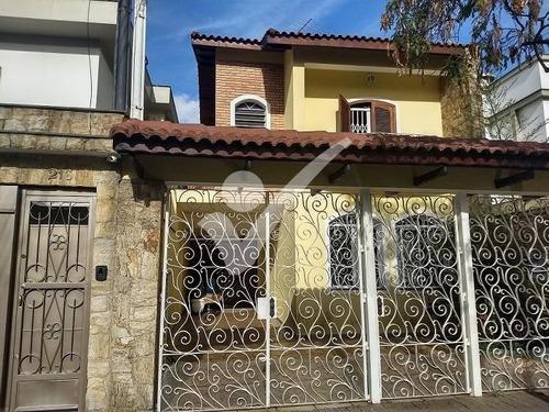Casa À Venda Em Tatuapé - Ca002306