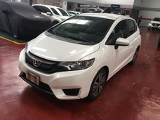 Honda Fit Exl 2016 Automatico
