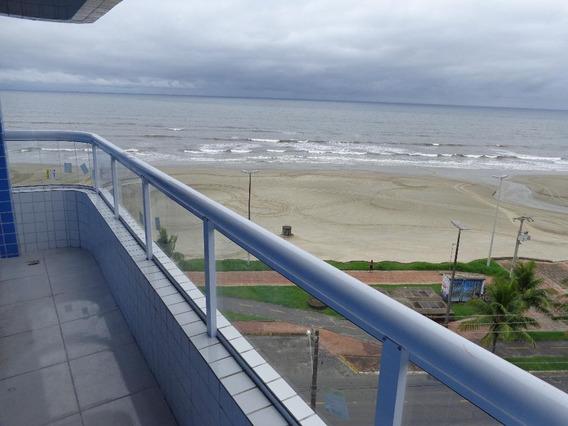 Apartamento Em Maracanã, Praia Grande/sp De 62m² 2 Quartos À Venda Por R$ 265.000,00 - Ap138165