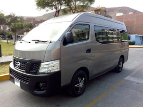 Nissan Urvan 2015 Turbo Diesel Intercooler Full Equipo