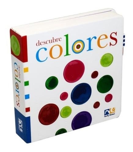 Imagen 1 de 1 de Descubre Colores Libro Novelty