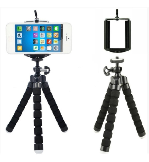 Mini Tripé Flexível Mesa Celular Gopro Câmera Barato