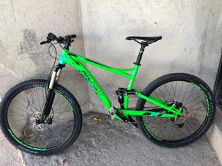 Bicicleta Doble Suspension Belfort Fox
