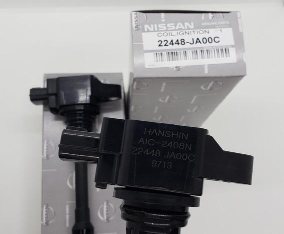 Bobina De Ignição 22448-1kt1a Nissan Livina 1.8 Hitachi Nova