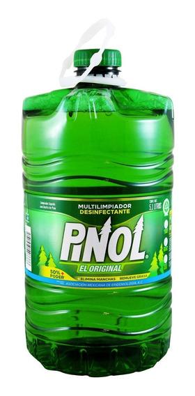 Limpiador Desinfectante Pinol El Original De 5.1 L