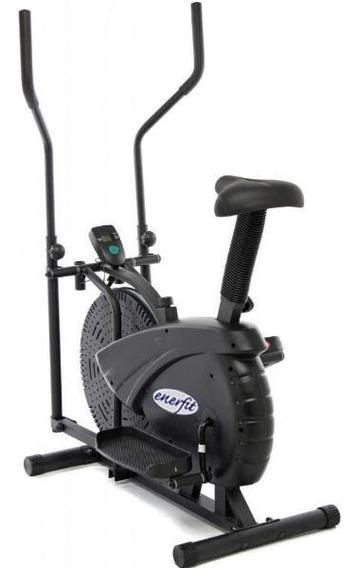 Bicicleta Eliptico Bici Escalador Mecanico Enerfit 101