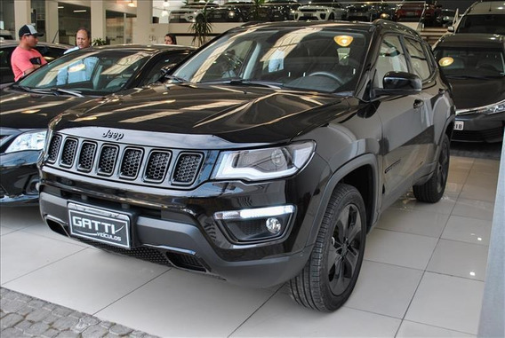 Jeep Compass 2.0 16v Night Eagle 4x4