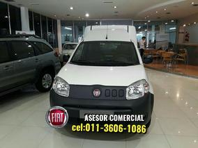 Fiat Fiorino 1.4 Fire Anticipo 34.900 Y Financiado!!